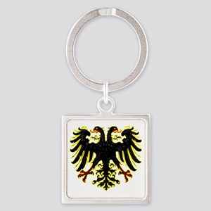 Banner of the Holy Roman Empire Square Keychain