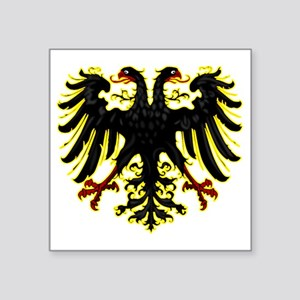 """Banner of the Holy Roman Em Square Sticker 3"""" x 3"""""""