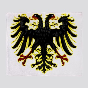 Banner of the Holy Roman Empire Throw Blanket
