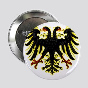 """Banner of the Holy Roman Empire 2.25"""" Button"""