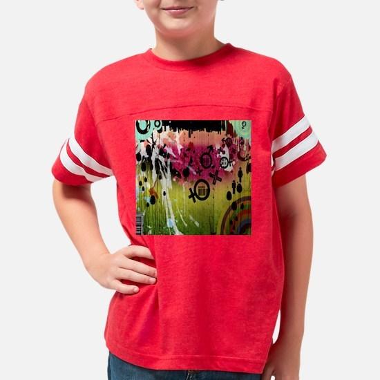 mp998 Youth Football Shirt