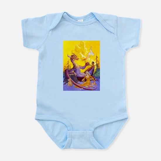 Dragon Cookout Infant Bodysuit