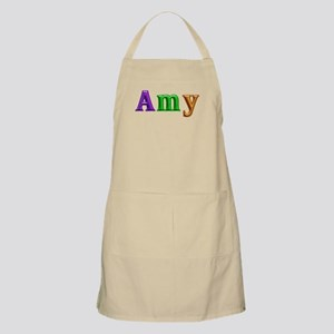 Amy Shiny Colors Apron