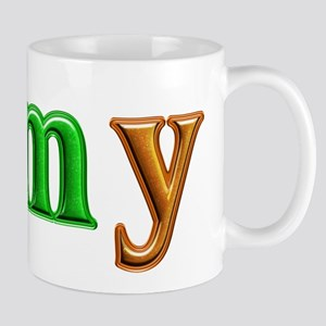 Amy Shiny Colors Mugs
