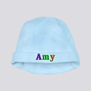 Amy Shiny Colors baby hat