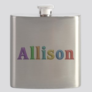 Allison Shiny Colors Flask