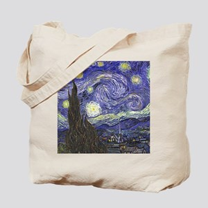Starry Night by Vincent van Gogh. Famous impressio
