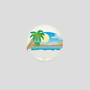 Summer - Vacation Mini Button