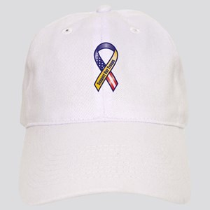 Support Our Troops - Ribbon Baseball Cap