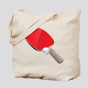 Table Tennis - Ping Pong Tote Bag