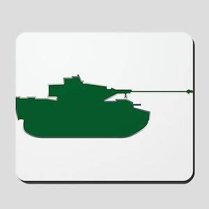 Tank - Army - Military Mousepad