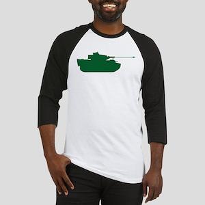 Tank - Army - Military Baseball Jersey