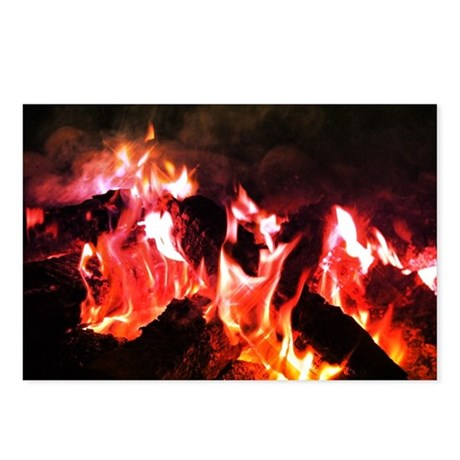 Firesparks Postcards (Package of 8)