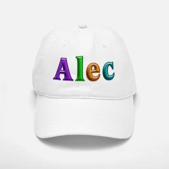 Alec Shiny Colors Baseball Baseball Baseball Cap