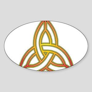 Triquetra - Trefoil Knot Sticker
