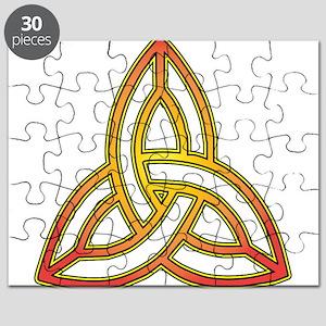 Triquetra - Trefoil Knot Puzzle