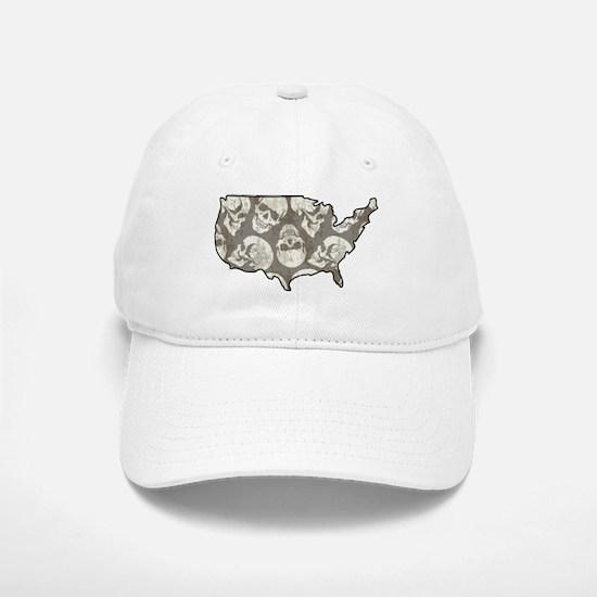 USA - United States Baseball Baseball Baseball Cap