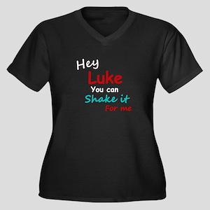 Shake it Plus Size T-Shirt