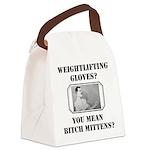 Bitch Mittens Canvas Lunch Bag