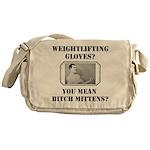 Bitch Mittens Messenger Bag