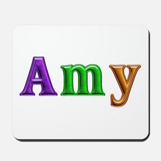 Amy Shiny Colors Mousepad