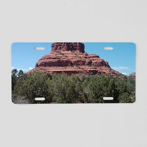 Bell Rock Aluminum License Plate