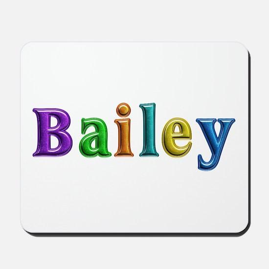 Bailey Shiny Colors Mousepad