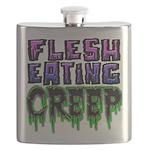 Flesh Eating Creep Flask