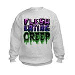 Flesh Eating Creep Sweatshirt