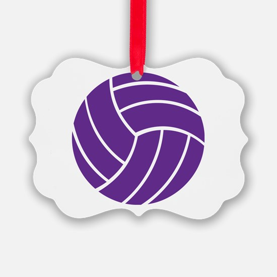 Volleyball - Sports Ornament