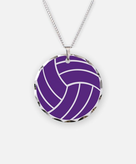 Volleyball - Sports Necklace