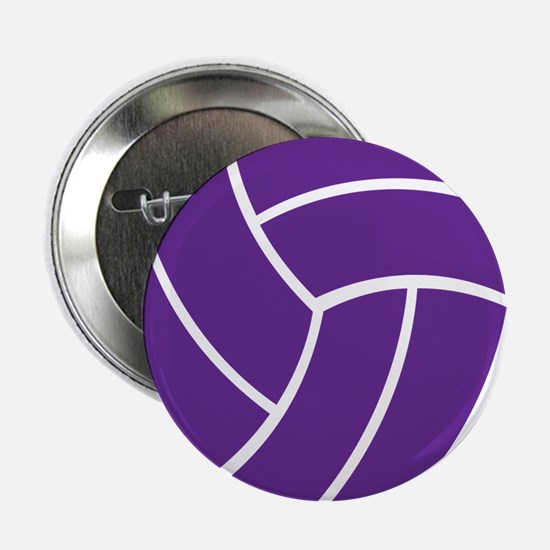 """Volleyball - Sports 2.25"""" Button (100 pack)"""
