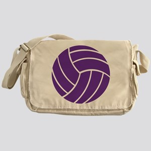 Volleyball - Sports Messenger Bag