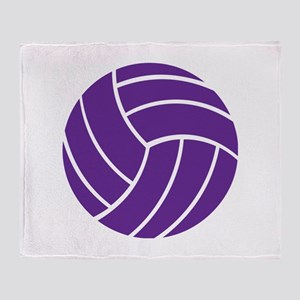 Volleyball - Sports Throw Blanket