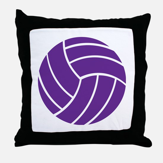 Volleyball - Sports Throw Pillow