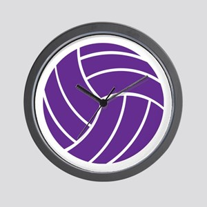 Volleyball - Sports Wall Clock