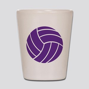 Volleyball - Sports Shot Glass