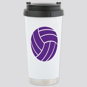 Volleyball - Sports Travel Mug