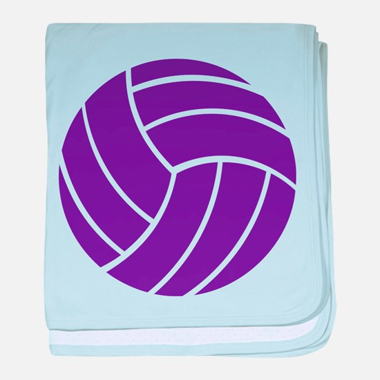 Volleyball - Sports baby blanket