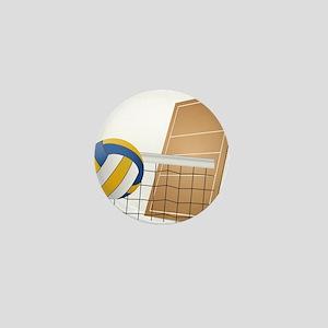 Volleyball - Sports Mini Button