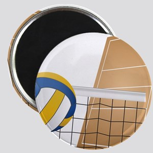 Volleyball - Sports Magnets