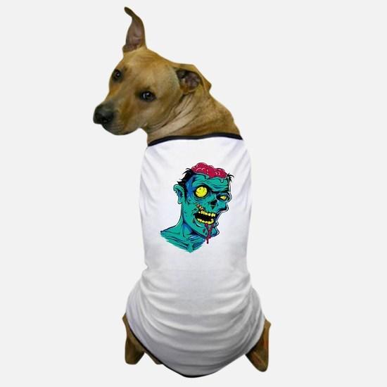 Zombie - Horror Dog T-Shirt