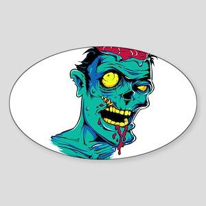 Zombie - Horror Sticker