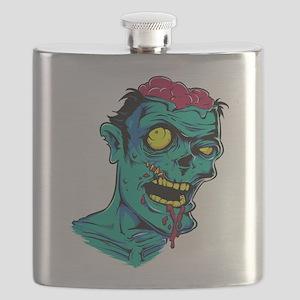 Zombie - Horror Flask