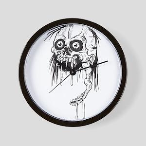 Zombie - Horror Wall Clock
