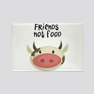 friends not food Magnets