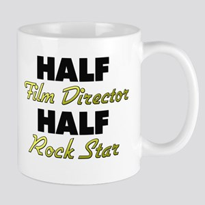 Half Film Director Half Rock Star Mugs