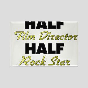 Half Film Director Half Rock Star Magnets