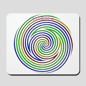 Focus Rainbow Mousepad
