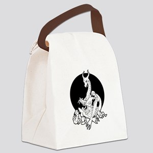 Dragon Storyteller Canvas Lunch Bag